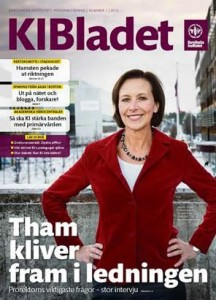KI-bladet: Kerstin Tham