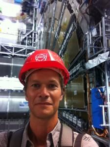 ATLAS-detektorn vid CERN.